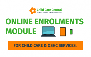 Online Enrolments Module. The only way to enrol.