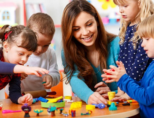 Simple Changes to Child Care Central