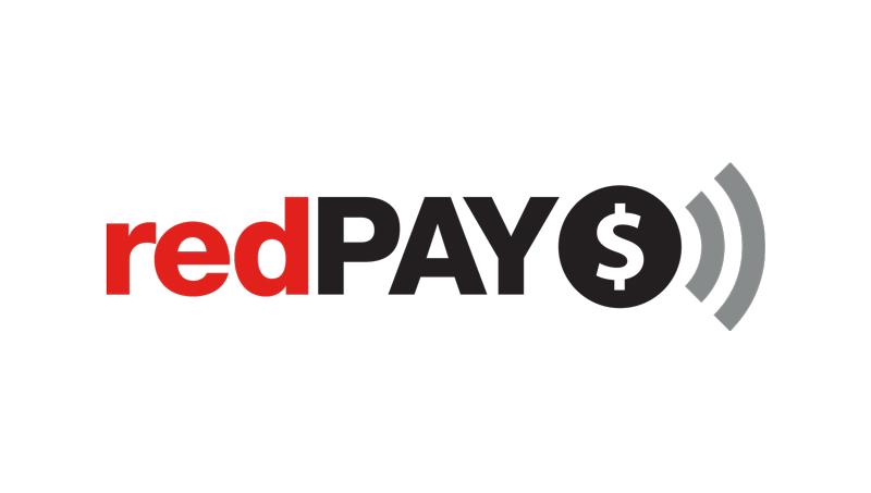 redPAY logo